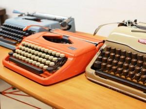 Schreibmaschinen (exemplarisch)