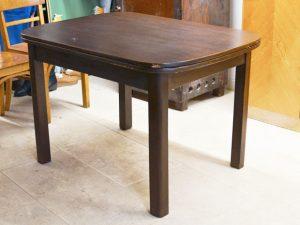 Holztisch zum Ausziehen