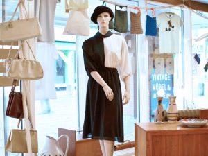 Kleider / Ungetragen aus den 70ern