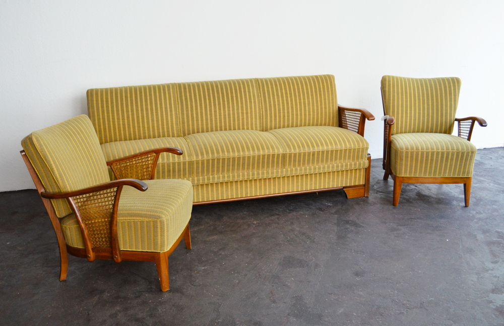 sofa und 2 sessel wedderbruuk. Black Bedroom Furniture Sets. Home Design Ideas