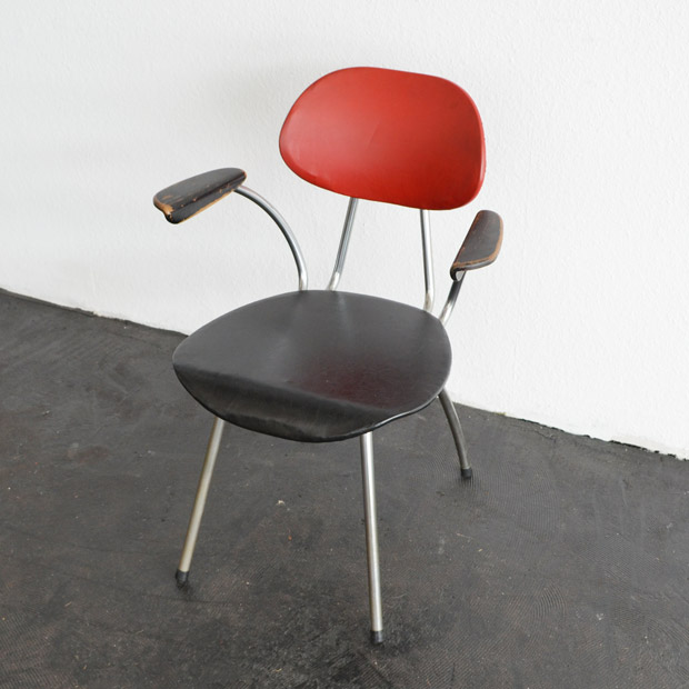 Mauser Stahlrohr Stuhl