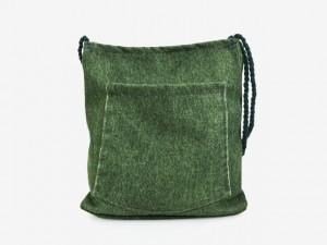 Tasche / Jeans Grün
