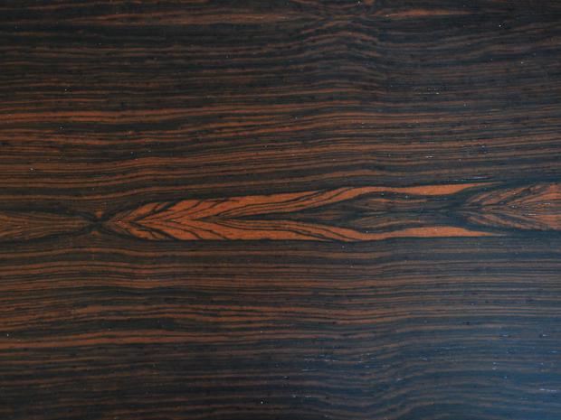 Esstisch Palisander ausziehbar / von C. Linneberg, 60er, DK / H 72cm x B 125cm x T 80cm