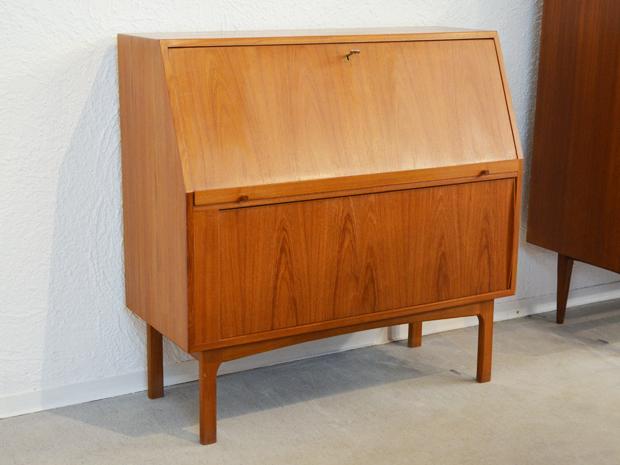 sekret r teakholz von bernhard pedersen son dk h 103cm x b 105cm x t 43cm wedderbruuk. Black Bedroom Furniture Sets. Home Design Ideas