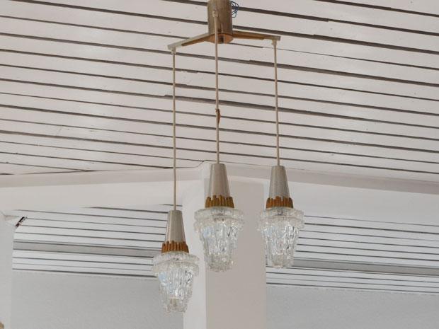 Kaskadenlampe / Deckenlampe