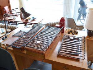 Verschiedene String-Regale / Nisse Strinning für String, Schweden
