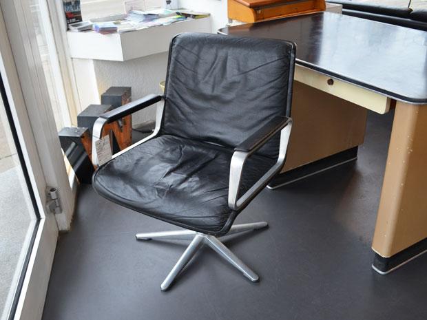 Bürostuhl von Studio Delta für Wilkhahn