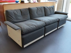 Sesselprogramm / Sofa 620 von Dieter Rams für Vitsoe (Design 1962)