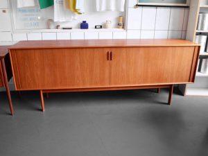 Teak Sideboard / Arne Vodder für Sibast