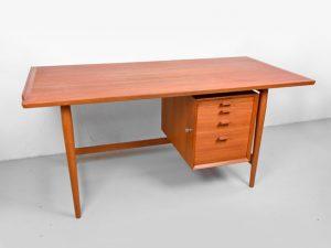 Teak Schreibtisch / Arne Vodder für Sibast