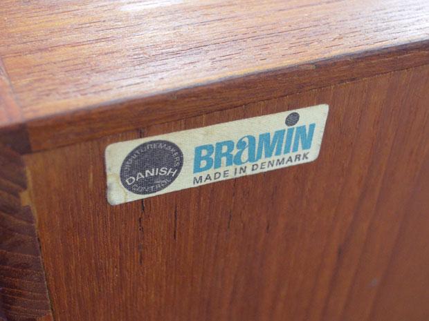 Teak Sideboard / H. W. Klein für Bramin