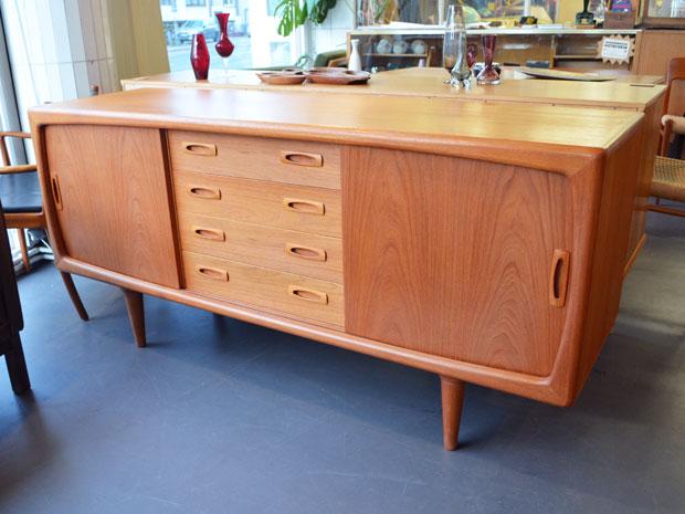 Sideboard Teak / H.P. Hansen / 170 cm