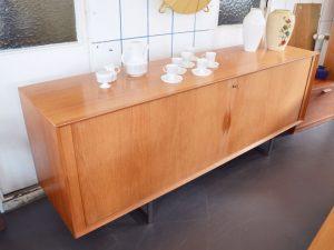Teak Sideboard von Arne Vodder für Sibast / Untergestell nicht original