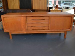 Teak Sideboard von H.P. Hansen, Dänemark / 900 €