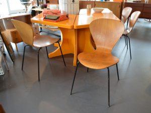 Dänische Bugholz-Stühle