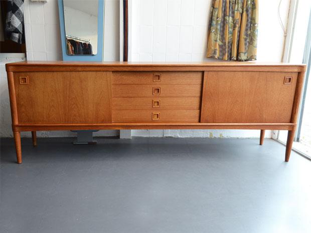 Teak Sideboard / H.W. Klein für Bramin, DK