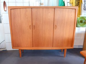 Teak Schrank / Highboard