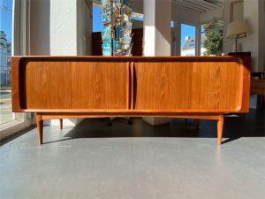 Sideboard Teakholz / Bernhard Pedersen & Søn / 1960er Dänemark / Maße H 80cm x B 210cm x T 50cm